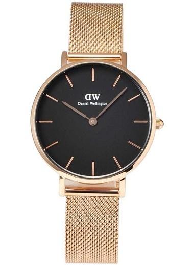 Daniel Wellington Dw00100161 Kadın Kol Saati Sarı